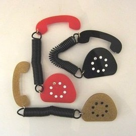 I am I - 3,465 TELEPHONE brooch