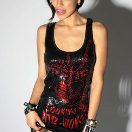 IRON FIST - Mr Wong's Sequined Tank