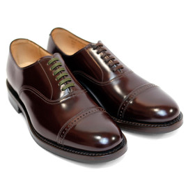 SANDERS - Military Punch Cap Toe