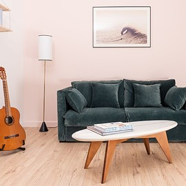 SALTY FURNITURE - SURFBOARD COFFEE TABLE