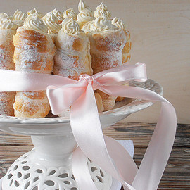 Gorgeous Pastry Rolls