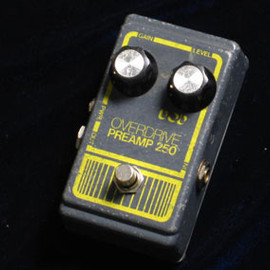 DOD - OVERDRIVE PREAMP 250 GREY
