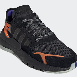 adidas - Nite Jogger - Core Black/Carbon/Active Blue