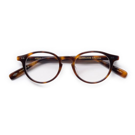 NAISSANCE × EnaLloid - Glasses / BROWN CLEAR