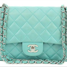 CHANEL - Vintage Mint Chanel Bag