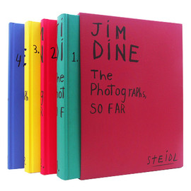 Jim Dine - The Photographs, So Far
