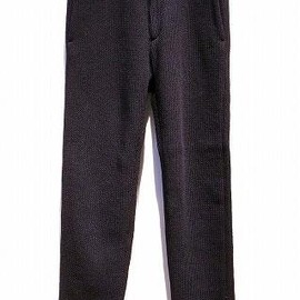 UNIVERSAL PRODUCTS - RUSSELL KNIT TAPERED SLACKS