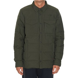 THE NORTH FACE, Slam Jam, The North Face RED - Hoodoo Woven Shirt - Green