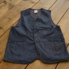POST OVERALLS - ROYAL TRAVELER 5oz DENIM / INDIGO
