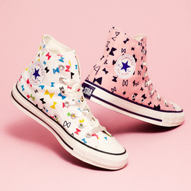 CONVERSE, CHUCKS SISTERS - ALL STAR RIBBONS HI