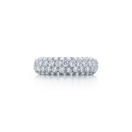 Tiffany & Co. - four-row band ring
