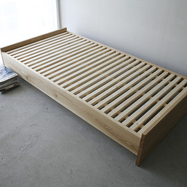 NAUT - Plate bed frame