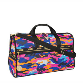 LeSportsac & JOYRICH - Large Weekender in Candy Camo