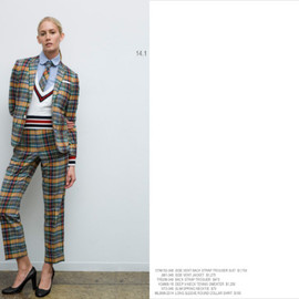 THOM BROWNE - Outfit 6 From 2008 S/S