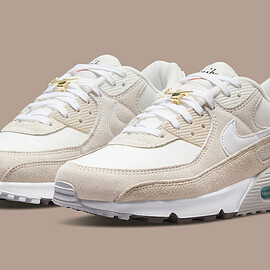 NIKE - Air Max 90 - Sail/White/Cream/Light Bone