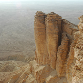Riyadh, Saudi Arabia - 'Edge of the World'
