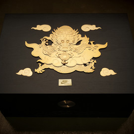 Nike - Nike Air Force 1 + Destroyer Jacket   Year of the Dragon Special Package