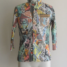 HYSTERIC GLAMOUR - Shirt