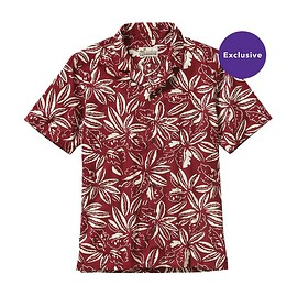 patagonia - Men's Limited Edition Pataloha Shirt - Tropical: Drumfire Red
