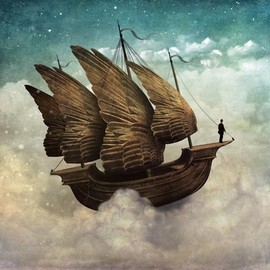 Christian Schloe - The Flying Merchant