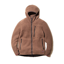 snowpeak - MM Thermal Boa Fleece Relax Parka M PR