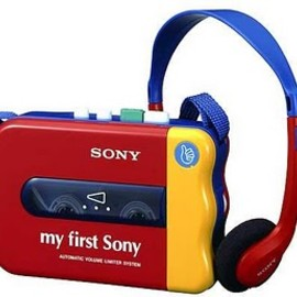 SONY - My First Sony Walkman