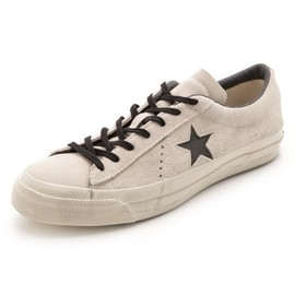 Converse, John Varvatos - One Star Suede Sneakers (Turtledove)