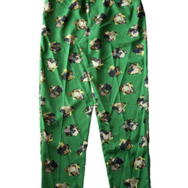 karen walker - Boat Pants (green)