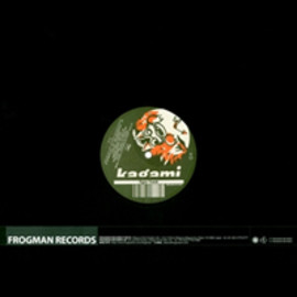 Kagami - TIGER TRACK EP (12inch)