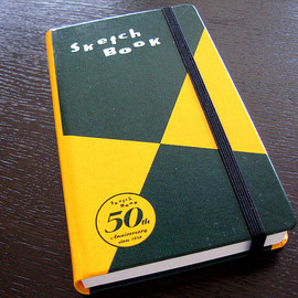 maruman - SkefchBook 50th