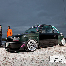 Nissan - Tuned Micra(MARCH) -Pickup