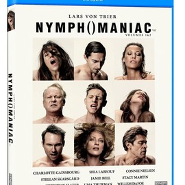 Lars von Trier - Nymphomaniac Vol.1 & Vol.2 [Blu-ray] (Bilingual) 海外版