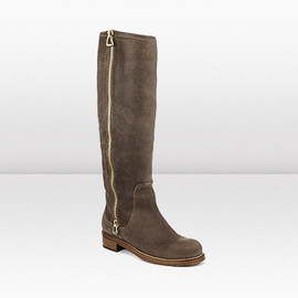 JIMMY CHOO - Rugged Suede Boot