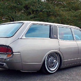 TOYOTA - Crown Station Wagon