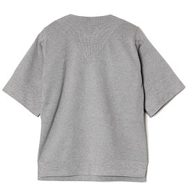 HYKE - HALF SLEEVE SWEATER