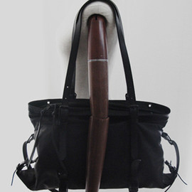 PATRICK STEPHAN - Leather bag