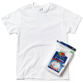 """FRUIT OF THE LOOM - BENCH'S SELECT(ベンチズセレクト)のFRUIT OF THE LOOM """"3P CREW-NECK TEE""""(Tシャツ・カットソー)