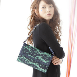 CHONO - 『patrinia』- 3WAY Chain shoulder bag -
