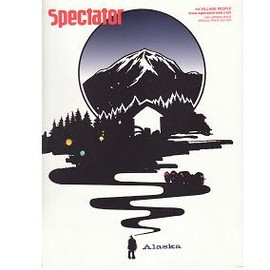 "The Editorial Department - Spectator ""Alaska"""