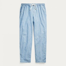 POLO RALPH LAUREN - Relaxed Fit Chambray Pant Chambray