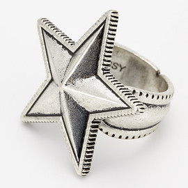 moussy - STAR RING