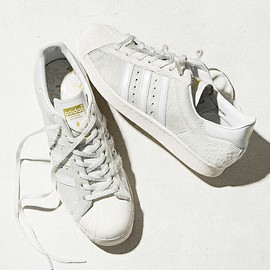 adidas originals - superstar80s ponyhair