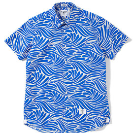 "BEDWIN - S/S OG WAVE SHIRTS ""TAILOR"""