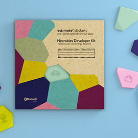 Estimote - Estimote sticker Nearables Developer Kit