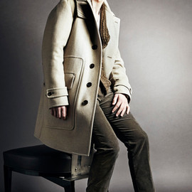 TOM FORD - 2014-2015 Fall/Winter Mens Collection|2014-15年秋冬メンズコレクション