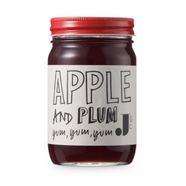 Jamie Oliver - Apple & Plum Jam - NEW