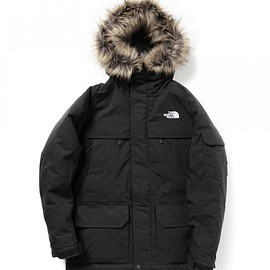 THE NORTH FACE - THE NORTH FACE / McMurdo Parka
