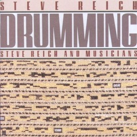 Drumming c/w Six Pianos/ Music for Mallet Instrumentals, Voices and Organs