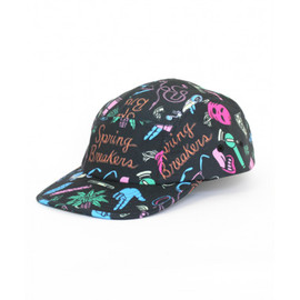 son of the cheese - SPRING BREAKERS	JET CAP(BLACK)
