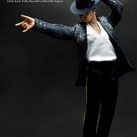 Hot Toys - Michael Jackson Billie Jean History Ture Ver.